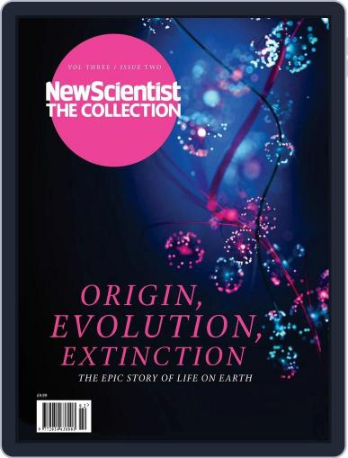 New Scientist The Collection May 27th, 2016 Digital Back Issue Cover