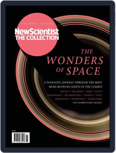 New Scientist The Collection February 17th, 2016 Digital Back Issue Cover
