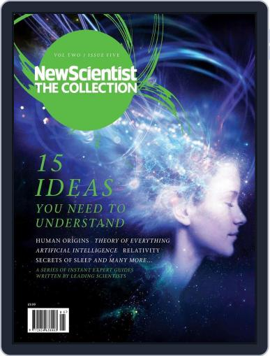 New Scientist The Collection December 9th, 2015 Digital Back Issue Cover