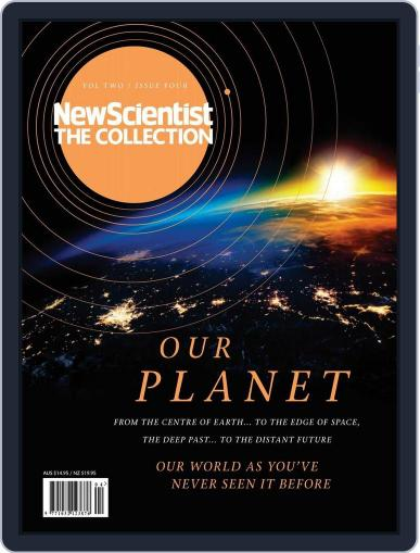 New Scientist The Collection September 30th, 2015 Digital Back Issue Cover