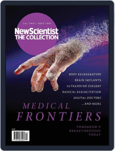New Scientist The Collection May 13th, 2015 Digital Back Issue Cover