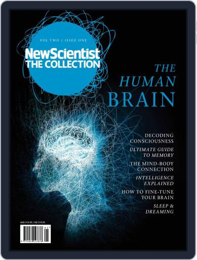 New Scientist The Collection January 1st, 2015 Digital Back Issue Cover