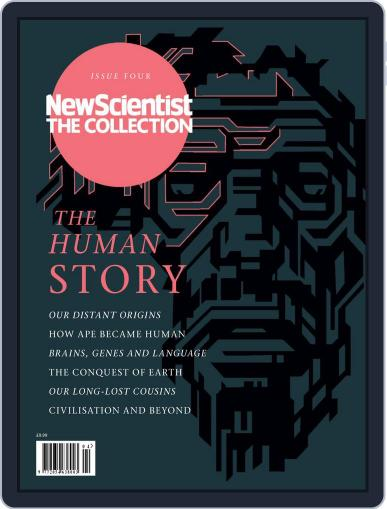 New Scientist The Collection October 22nd, 2014 Digital Back Issue Cover