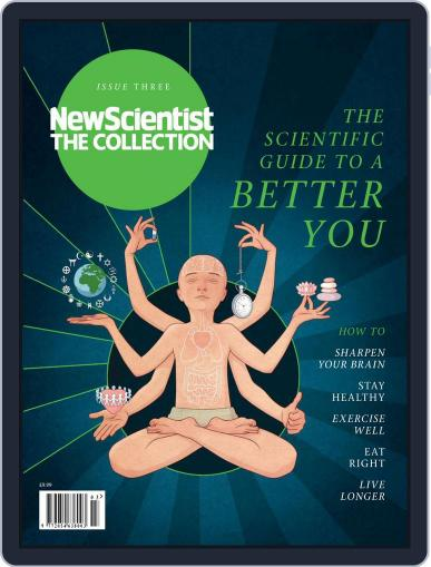 New Scientist The Collection September 1st, 2014 Digital Back Issue Cover