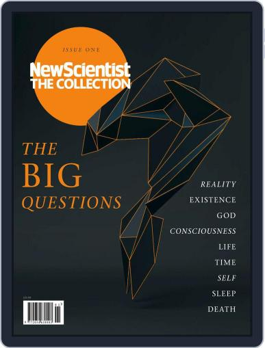 New Scientist The Collection July 30th, 2014 Digital Back Issue Cover