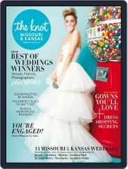 The Knot Missouri & Kansas Weddings (Digital) Subscription May 1st, 2018 Issue