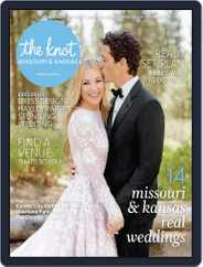 The Knot Missouri & Kansas Weddings (Digital) Subscription November 23rd, 2015 Issue