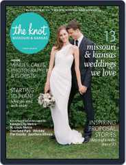 The Knot Missouri & Kansas Weddings (Digital) Subscription November 24th, 2014 Issue