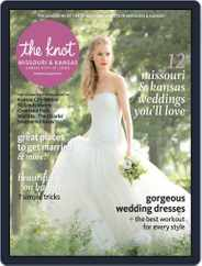 The Knot Missouri & Kansas Weddings (Digital) Subscription November 25th, 2013 Issue