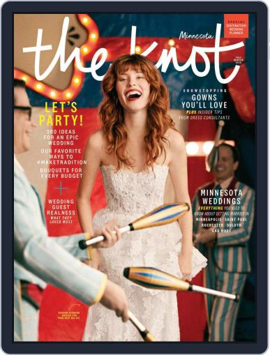 The Knot Minnesota Weddings (Digital) July 22nd, 2019 Issue Cover