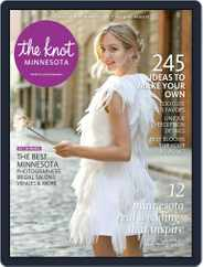 The Knot Minnesota Weddings (Digital) Subscription January 1st, 2017 Issue