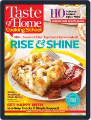 Taste Of Home Cooking School (Digital) Subscription March 10th, 2015 Issue