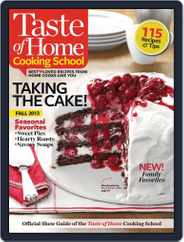 Taste Of Home Cooking School (Digital) Subscription August 15th, 2013 Issue