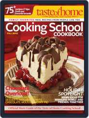 Taste Of Home Cooking School (Digital) Subscription September 8th, 2012 Issue