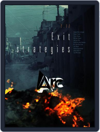 Arc (Digital) January 23rd, 2014 Issue Cover