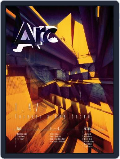 Arc (Digital) November 28th, 2012 Issue Cover