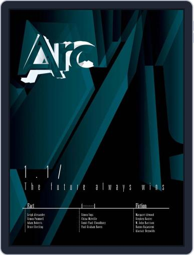 Arc (Digital) February 20th, 2012 Issue Cover