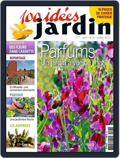 100 idées jardin (Digital) June 5th, 2014 Issue Cover