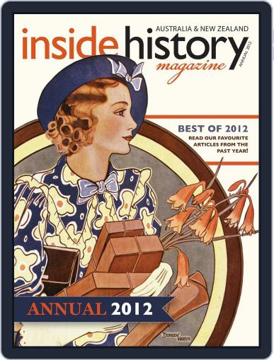 Inside History - Annual Magazine (Digital) January 4th, 2013 Issue Cover