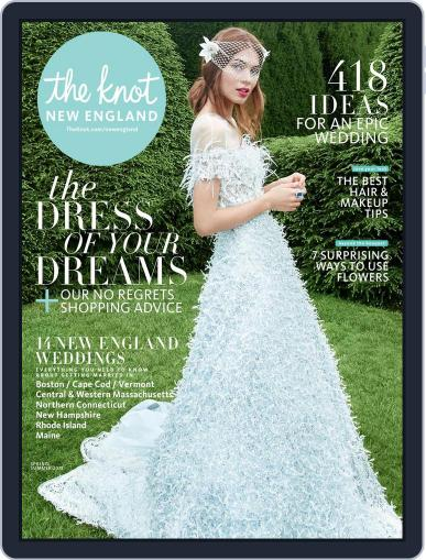 The Knot New England Weddings (Digital) November 20th, 2017 Issue Cover