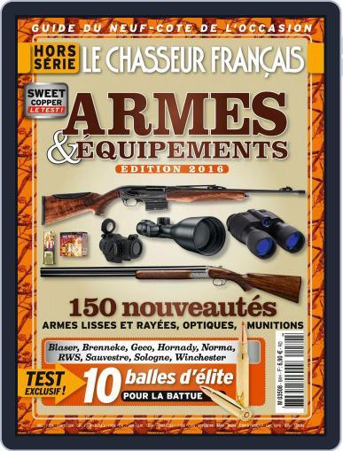 Le Chasseur Français Hors Série (Digital) July 1st, 2016 Issue Cover