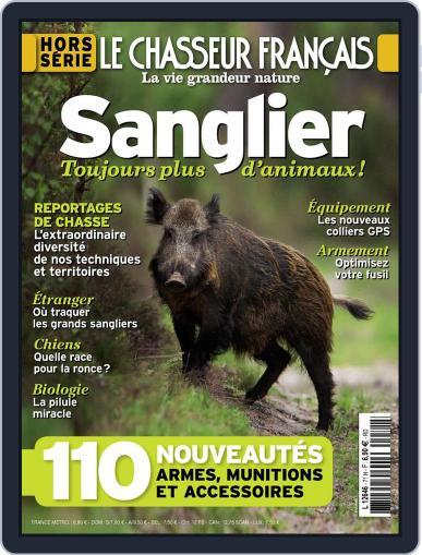 Le Chasseur Français Hors Série (Digital) July 1st, 2013 Issue Cover