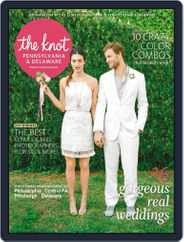 The Knot Pennsylvania Weddings (Digital) Subscription June 1st, 2015 Issue