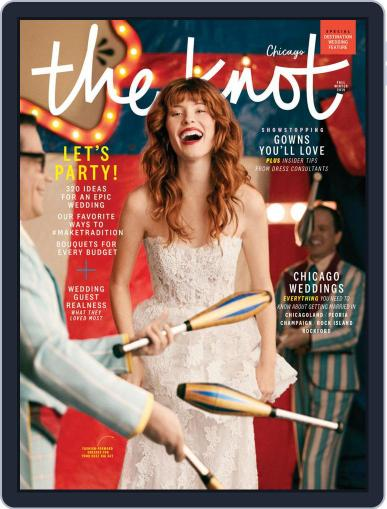 The Knot Chicago Weddings (Digital) July 29th, 2019 Issue Cover