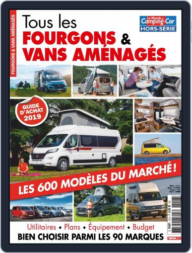 Le monde du camping-car HS (Digital) January 1st, 2019 Issue Cover