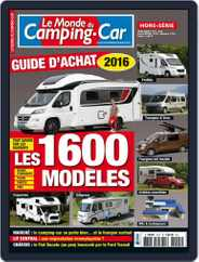Le monde du camping-car HS (Digital) Subscription February 1st, 2016 Issue