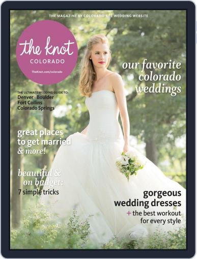 The Knot Colorado Weddings (Digital) November 22nd, 2013 Issue Cover