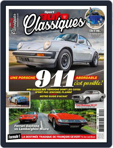 Sport Auto Classiques (Digital) January 9th, 2019 Issue Cover