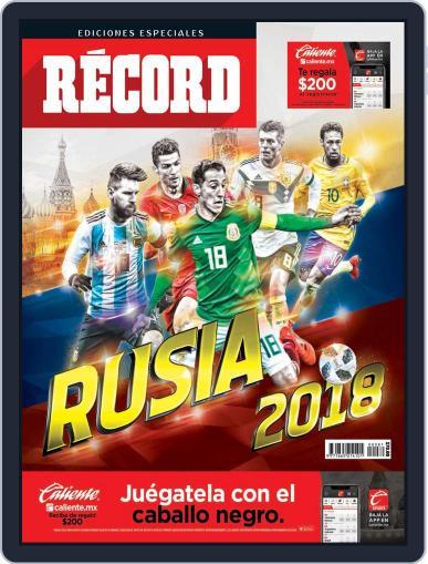 RÉCORD - Los Especiales (Digital) April 26th, 2018 Issue Cover