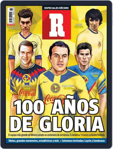 RÉCORD - Los Especiales (Digital) November 1st, 2016 Issue Cover