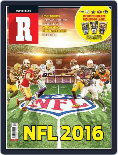 RÉCORD - Los Especiales (Digital) October 1st, 2016 Issue Cover