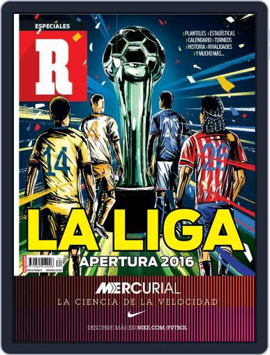 RÉCORD - Los Especiales (Digital) July 1st, 2016 Issue Cover