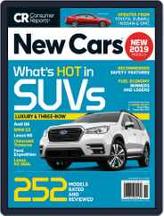 Consumer Reports New Cars (Digital) Subscription November 1st, 2018 Issue