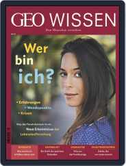 GEO Wissen (Digital) Subscription October 1st, 2019 Issue