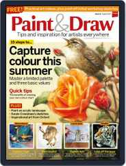 Paint & Draw (Digital) Subscription August 1st, 2017 Issue