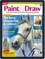 Paint & Draw (Digital) Subscription July 1st, 2017 Issue