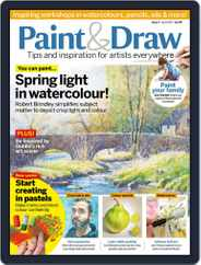 Paint & Draw (Digital) Subscription April 1st, 2017 Issue