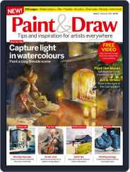 Paint & Draw (Digital) Subscription November 1st, 2016 Issue