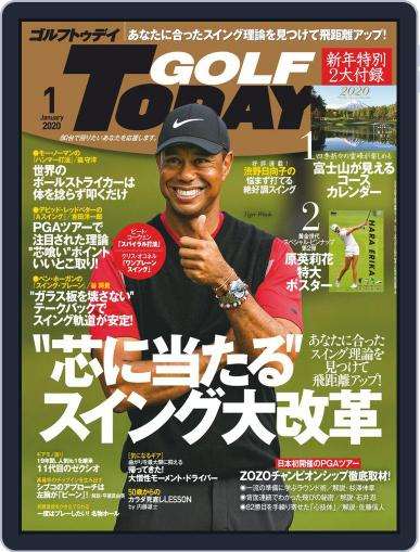 GOLF TODAY December 2nd, 2019 Digital Back Issue Cover