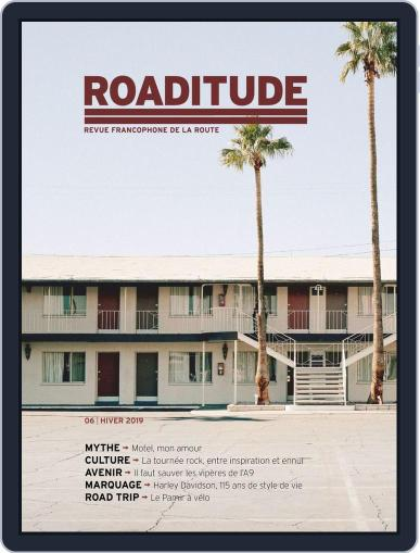 Roaditude (Digital) October 22nd, 2018 Issue Cover