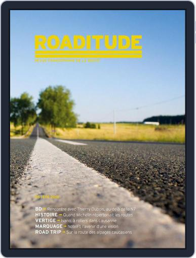 Roaditude (Digital) April 1st, 2018 Issue Cover