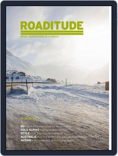 Roaditude (Digital) November 1st, 2016 Issue Cover
