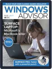 Windows Advisor (Digital) Subscription July 1st, 2017 Issue