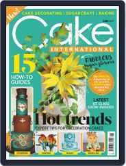 Cake International (Digital) Subscription June 1st, 2017 Issue