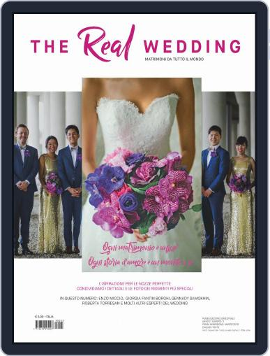 THE REAL WEDDING March 1st, 2019 Digital Back Issue Cover