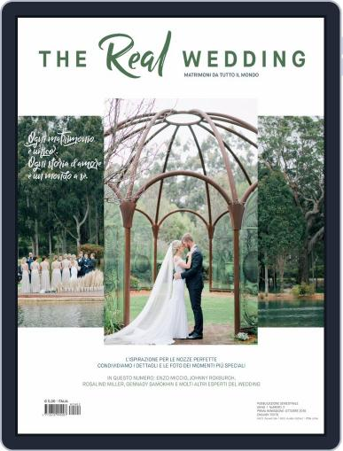 THE REAL WEDDING September 1st, 2018 Digital Back Issue Cover